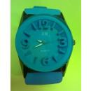 Großhandel Schmuck & Uhren: Uhrsilikon Schädel  japan Gruppe Tesla 009