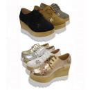 wholesale Shoes: Fashionable Women Lace Up Shoes