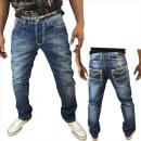 wholesale Fashion & Apparel: High-quality men  jeans per piece 17,08 EUR