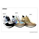 wholesale Shoes: Fashionable ladies  sneakers shoes per pair 20.89 E