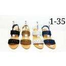 wholesale Shoes: Fashionable ladies  sandals shoes per pair 11.49 EU