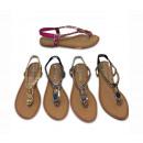 wholesale Shoes: Fashionable ladies  sandals shoes per pair 9.79 EUR