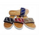 wholesale Shoes: Fashionable ladies  sandals shoes per pair 9.99 EUR