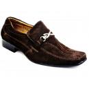 wholesale Shoes: Genuine Leather  Men Shoes Slipper heel shoe