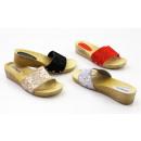 wholesale Shoes: Fashionable ladies  sandals shoes per pair 5.99 EUR