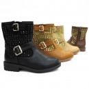 wholesale Fashion & Apparel: Children snow  boots shoes each pair 12.99 EUR.