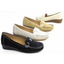 wholesale Shoes: Fashionable ladies  moccasin slipper shoes
