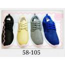 Großhandel Schuhe: Modische Damen  Sneakers Schuhe je Paar 11,99 EUR