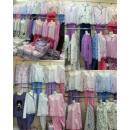 Großhandel Nachtwäsche: Damen Schlafanzüge Lang Gr. S-XXL
