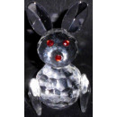 Glas Kristall Hase