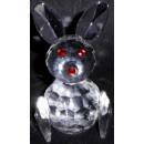 Verre en cristal de lapin