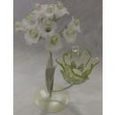 Teelichtgestell Blumen