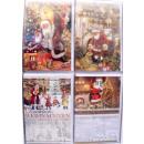 Weihnachtskarten 3206