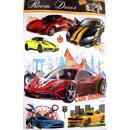 Stickers muraux A005