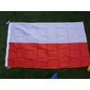 Polen Fahne 90x150 cm