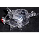 cerdo cristal de cristal grande