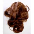 Pinza de pelo con el pelo artificial