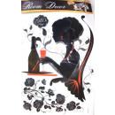 grossiste Stickers mureaux:Stickers muraux A009