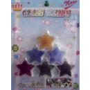Piercing collares de perlas de estrellas