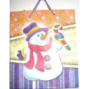 Navidad bolsas A4