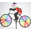 Eolienne bicyclette