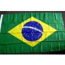 Brasil 90x150cm bandera