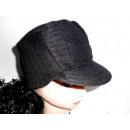 noir Bonnet d'hiver (Armée Cap)