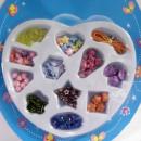 Acebo perla collares 11 patrones