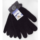 wholesale Fashion & Mode:Knitted glove black
