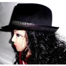 Triby-Hut schwarz