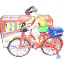 Fahrrad Musik Spiel Junge