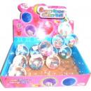 Gummi-Leuchtball transparent