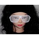 blanco Atzenbrille