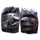 Fingerlose Handschuhe S