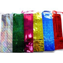 bolsas de regalo botella de Diseño Láser