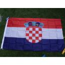 Croacia 90x150 bandera