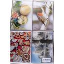 Blanke tarjetas de Navidad 3490