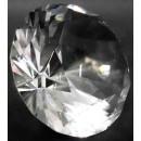Glas Kristall-Diamant 3cm