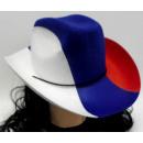 sombrero de vaquero Rusia