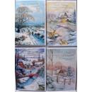 Carte de Noël 3201