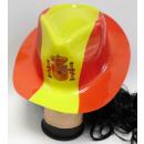 España sombrero de vaquero hecho de plástico