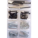 Screws and Nails Set
