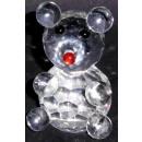 ratón de cristal de cristal grande