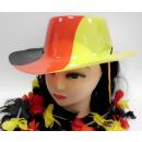 Alemania sombrero de vaquero de plástico