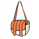 Großhandel Handtaschen: Bag  3D-Cartoon-like - Orange