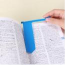 grossiste Materiel de bureau:Bookmark, slider - bleu