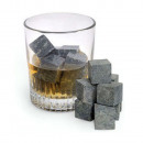 Stone cubes for drinks