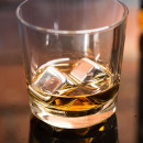 wholesale Joke Articles: Metal ice cubes for chilled drinks