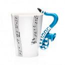 grossiste Tasses & Mugs: Tasse de musique - SAXOPHONE