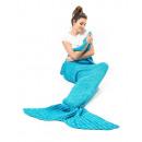 wholesale Cushions & Blankets: blancket SYRENI OGON deluxe - MARINE